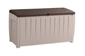 Chalet et jardin - 12-666071 Coffre de Rangement avec assise