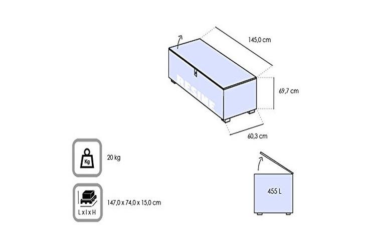 Keter 12-930407 Brossium test